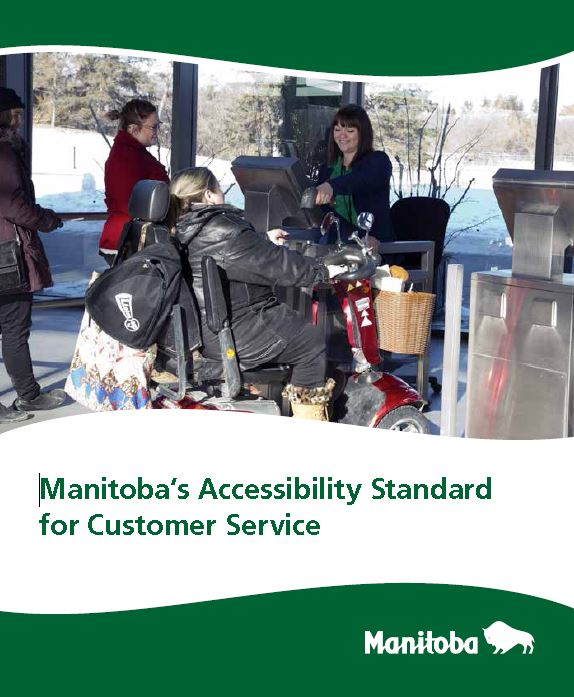 Manitoba's Accessibility Standard for Customer Service